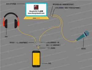 手机变声连接图600